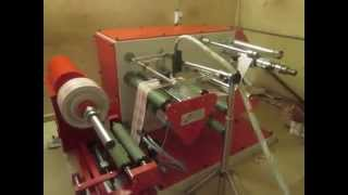 S.T.ENGINEERING - DOCTORING REWINDING MACHINE - A500
