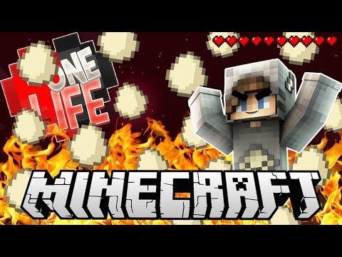 THE EGG BANDIT STRIKES! - One Life Season 2 Minecraft SMP - Ep.13