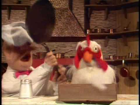The Muppet Show: The Swedish Chef - Ping Pong Ball Eggs