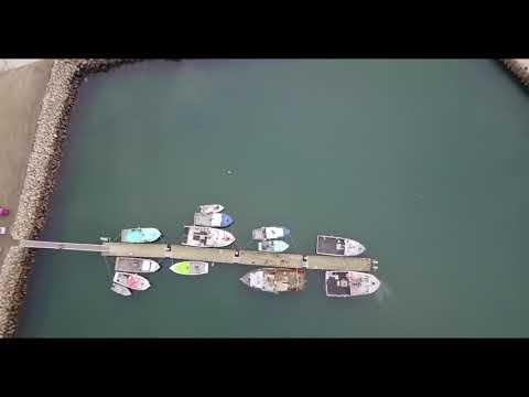 Clare, Nova Scotia Drone Footage   MAVIC PRO 4K  