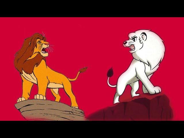 The Original Story - The Kimba / Simba Controversy