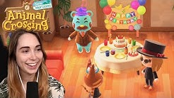 It's Katt's birthday! - Animal Crossing [18]