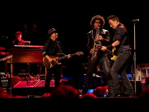 Bruce Springsteen - Rosalita - New York - Madison Square Garden 27.1.2016