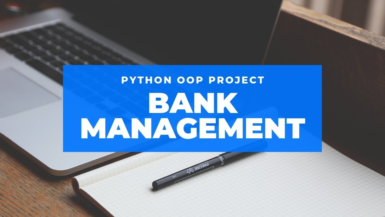 Python OOP Project - Bank Management by Sabbir Rifat