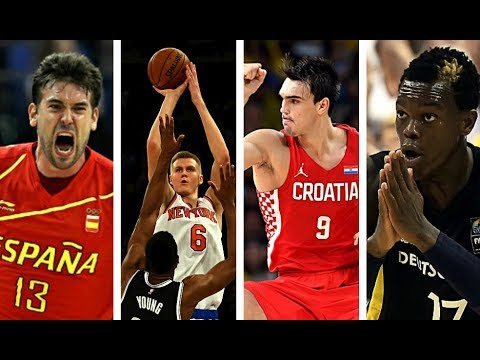 Top 30 Basketball Players we will see at Eurobasket 2017