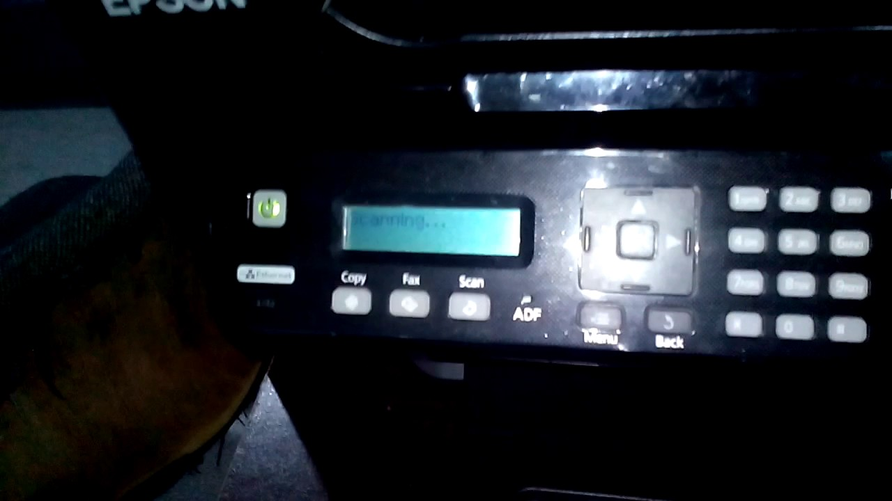 EPSON L550 SCANNER DRIVER FOR PC