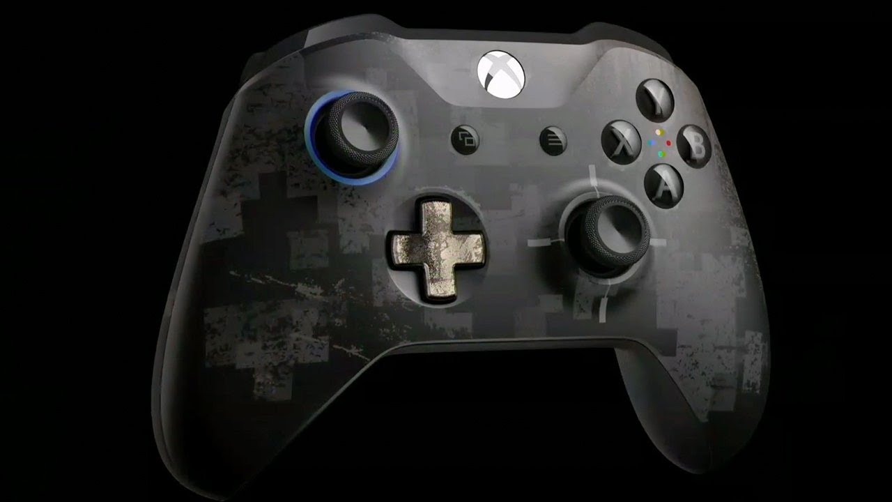 Pubg Xbox One: Revealing The PUBG Xbox One Wireless Controller