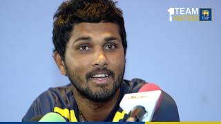 Dinesh Chandimal speaks ahead of the 3rd ODI - Sri Lanka tour of New Zealand 2019
