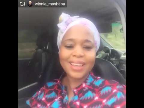 Winnie Mashaba-Shapela Moreneng