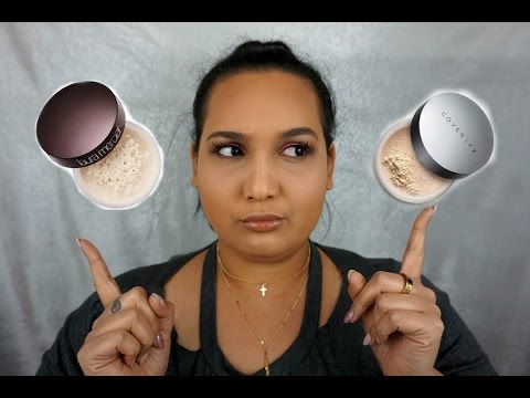 Matte Setting Powder by Cover FX #20