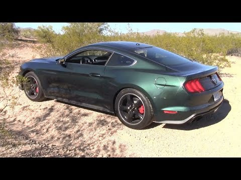 2019 Ford Mustang Bullitt: 600 Mile Road Test!