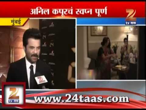 Anil Kapoor On 24 Series