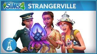 Live Stream The Sims 4: StrangerVille Official Reveal Trailer Reaction