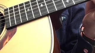 KissBeeWESTの 『長い夢』をソロギターでアレンジして演奏しました。 使用機材 YAMAHA LL26 ARE.