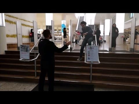 Mannequin Challenge Amsterdam Public Library