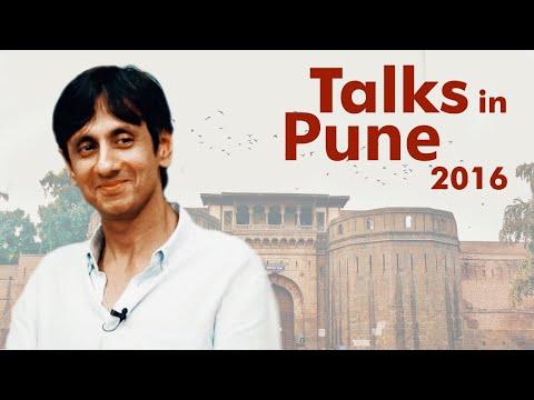 Talk at The Urban Ashram, Pune – 2016