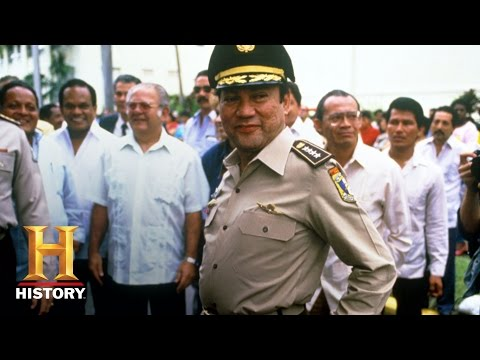 America's War on Drugs: The Capture of Manuel Noriega (Sneak Peek) | History