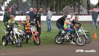 Grasbaanraces Annen 2019, Rijders-voorstelling
