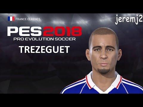 D. TREZEGUET Face