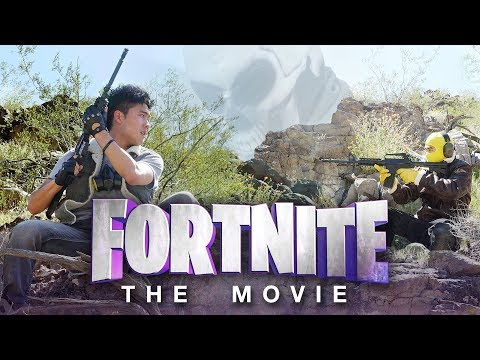 Fortnite The Movie GamerTip