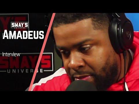 Friday Fire Cypher: Producer Extraordinaire Amadeus  Returns