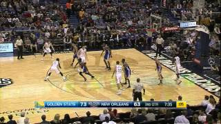 jrue holiday highlights warriors vs pelicans 12 14 2014 30 points 9 assists