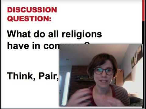 Life Of Pi:  Pi's Religious Beliefs