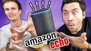 Des Tours de Magie avec Amazon Echo !