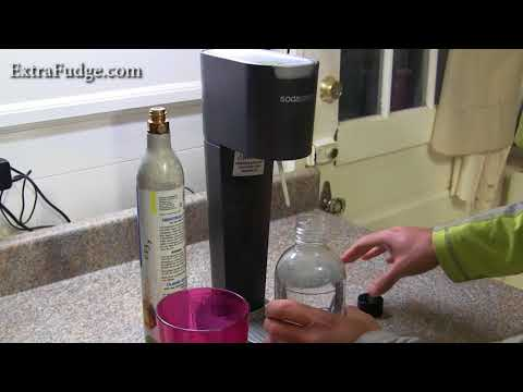 Sodastream Genesis Review + tips how to refill