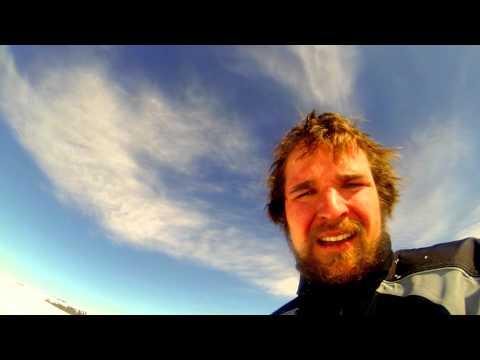 Bear Lodge Snowmobile Trip March 2014