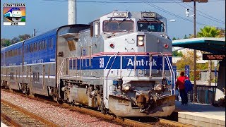Amtrak Dash-8 Locomotives