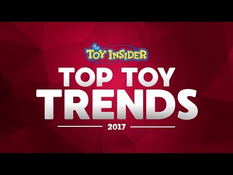 The Toy Insider's TOP TOY TRENDS for this HOLIDAY SEASON!