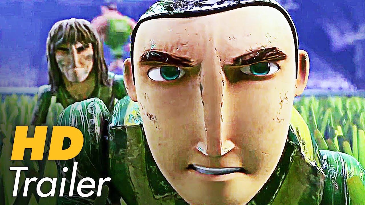 Fussball Großes Spiel Mit Kleinen Helden Trailer 2015 Youtube
