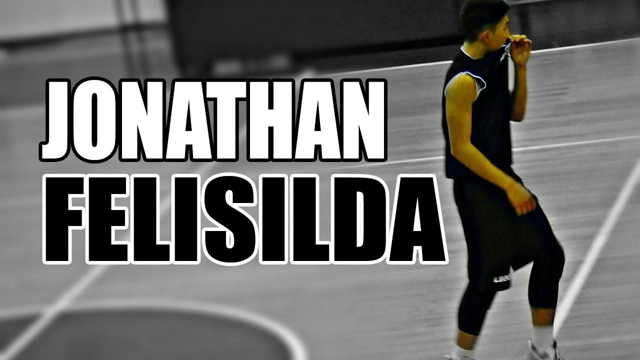 JONATHAN FELISILDA    ΕΦΗΒΙΚΟ HIGHLIGHTS 2015-16