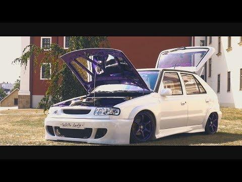 WHITE LADY 2 - Škoda Felicia (PM)