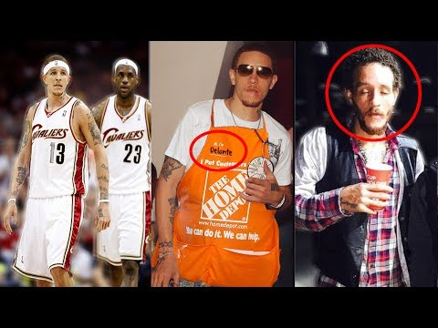 b96d697432a Why Isn t Delonte West in the NBA  - WorldNews