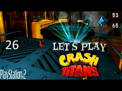 Minority Rapport★ 26★Let´s Play Crash of the Titans