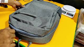 Cheapest Laptop Bag only 400 ( Wesley  Milestone 25 L Laptop Backpack )