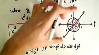 Evaluating a Triple Integral in Spherical Coordinates