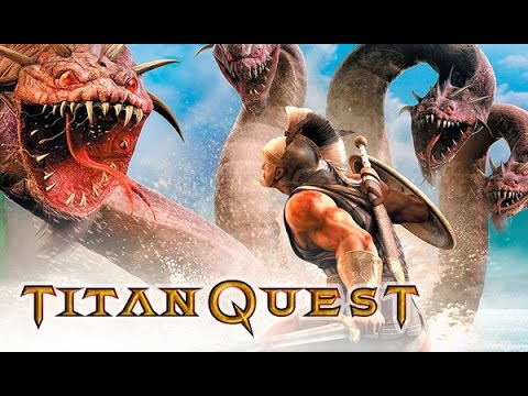 TITAN QUEST iOS / Android / PC Gameplay