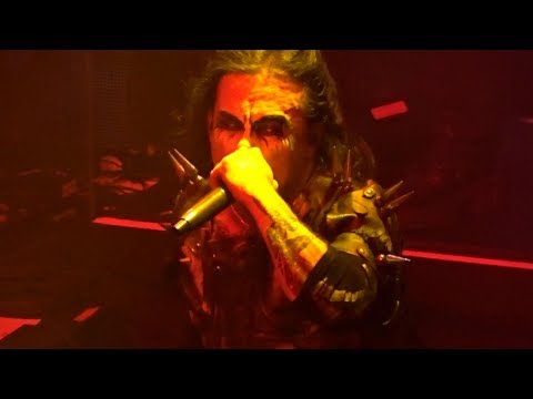 Cradle Of Filth   @ RED, Moscow 09032018 Full Show