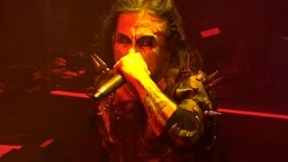 Cradle Of Filth - Live @ RED, Moscow 09.03.2018 (Full Show)