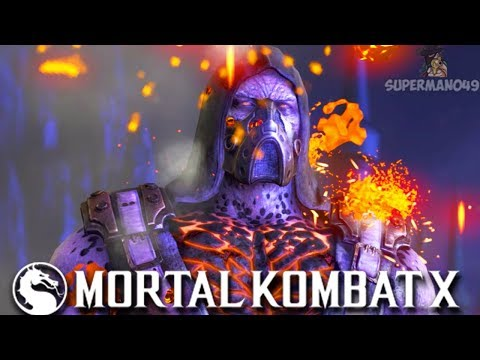 "LETS ROCK One More Time Tremor - Mortal Kombat X: ""Tremor"" Gameplay"