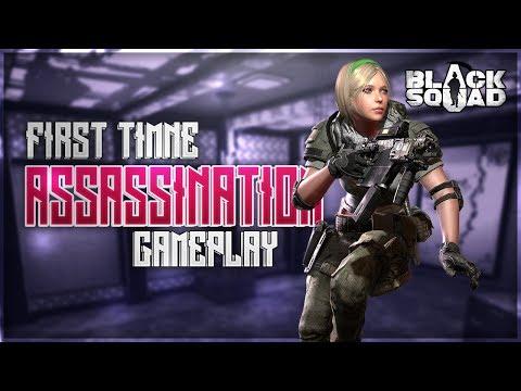 Assassination Gameplay   Black Squad