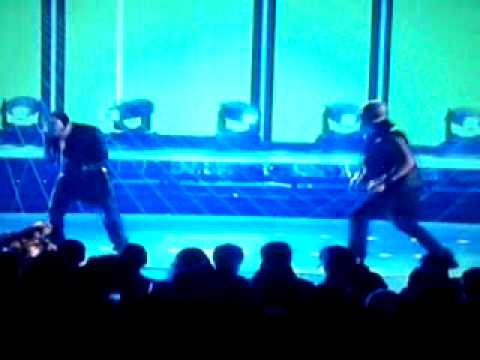 WISIN & YANDEL EN LOS LATIN GRAMMY 2013 Travel Video