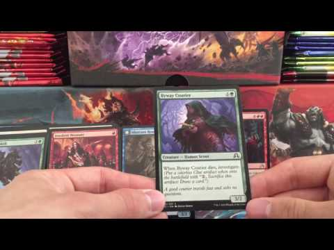 Booster Science: Shadows Over Innistrad