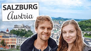 Salzburg, Austria: Things To Do + Our Tips [Travel Guide]
