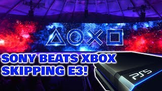 Sony Skipping E3 Is A Genius Move That Helps The PS5 Beat The Xbox Series X! Next Gen Is Over!