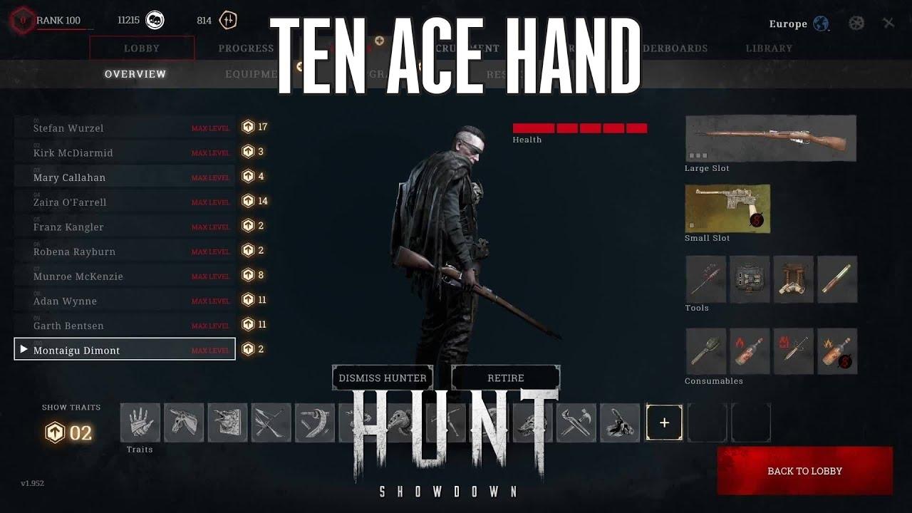 Hand Showdown