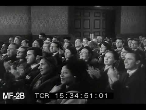Marian Anderson, 1950